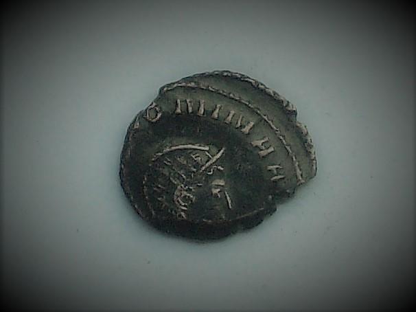 Antoniniano o Denario recortado de Salonina. FECVNDITAS AVG. Roma 102_4445
