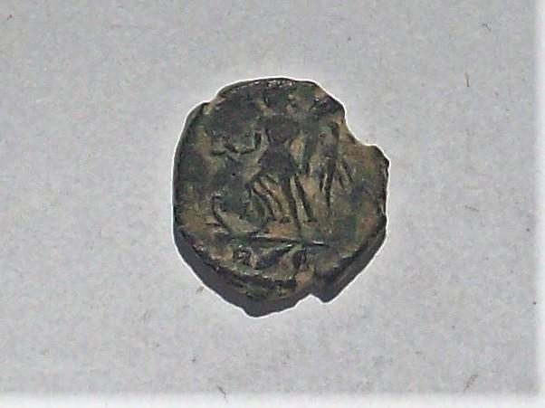 AE4 conmemorativo de la Ciudad de Constantinopla. Roma 102_4454