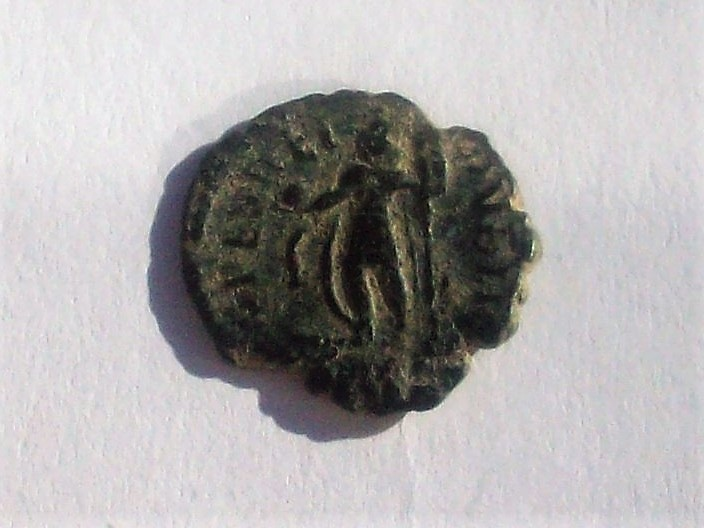 AE4 de Juliano II. SPES REI PVBLICE 102_4615