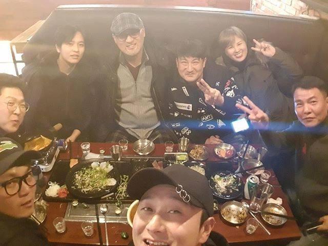Imágenes de Kim Jeong Hoon compartida en las redes sociales de otras personas - Página 2 Foto_033