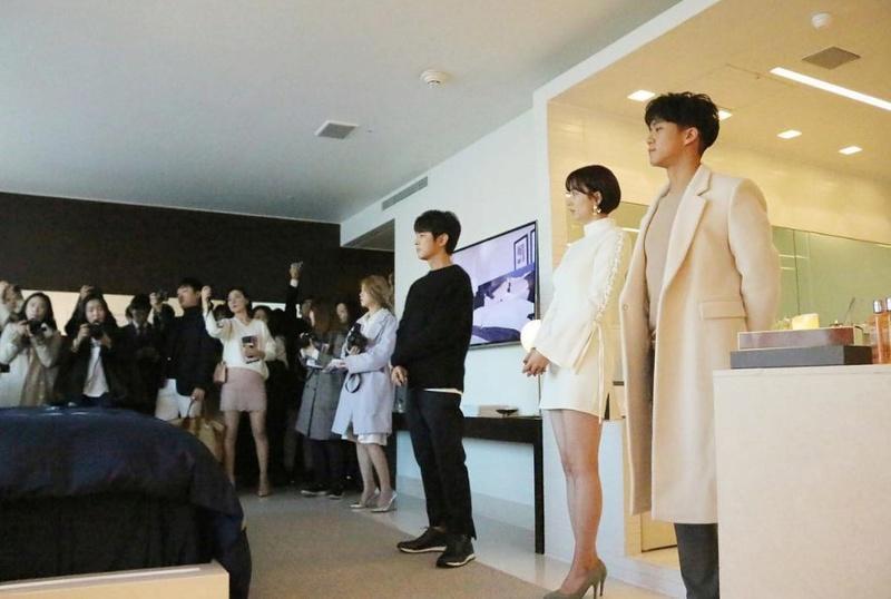 KIM JEONG HOON COMO INVITADO EN UNA FIESTA PRIVADA DE LA MARCA CROWN GOOSE Foto_146