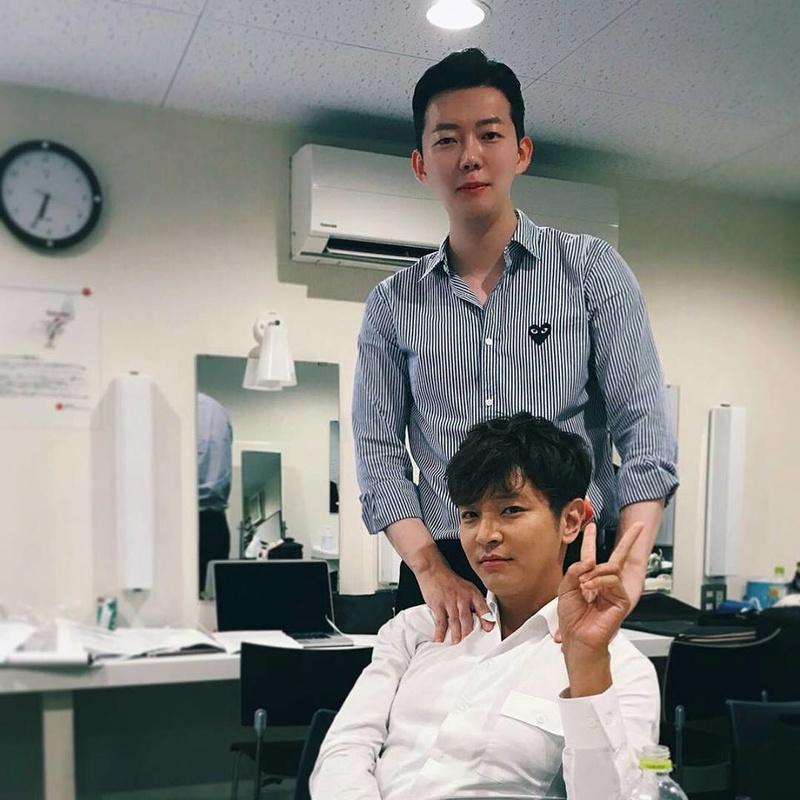 Imágenes de Kim Jeong Hoon compartida en las redes sociales de otras personas - Página 2 Foto_179