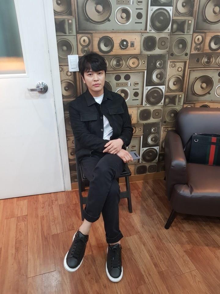 KIM JEONG HOON INVITADO AL CONCIERTO DE KIM KYUNG HO Foto_181