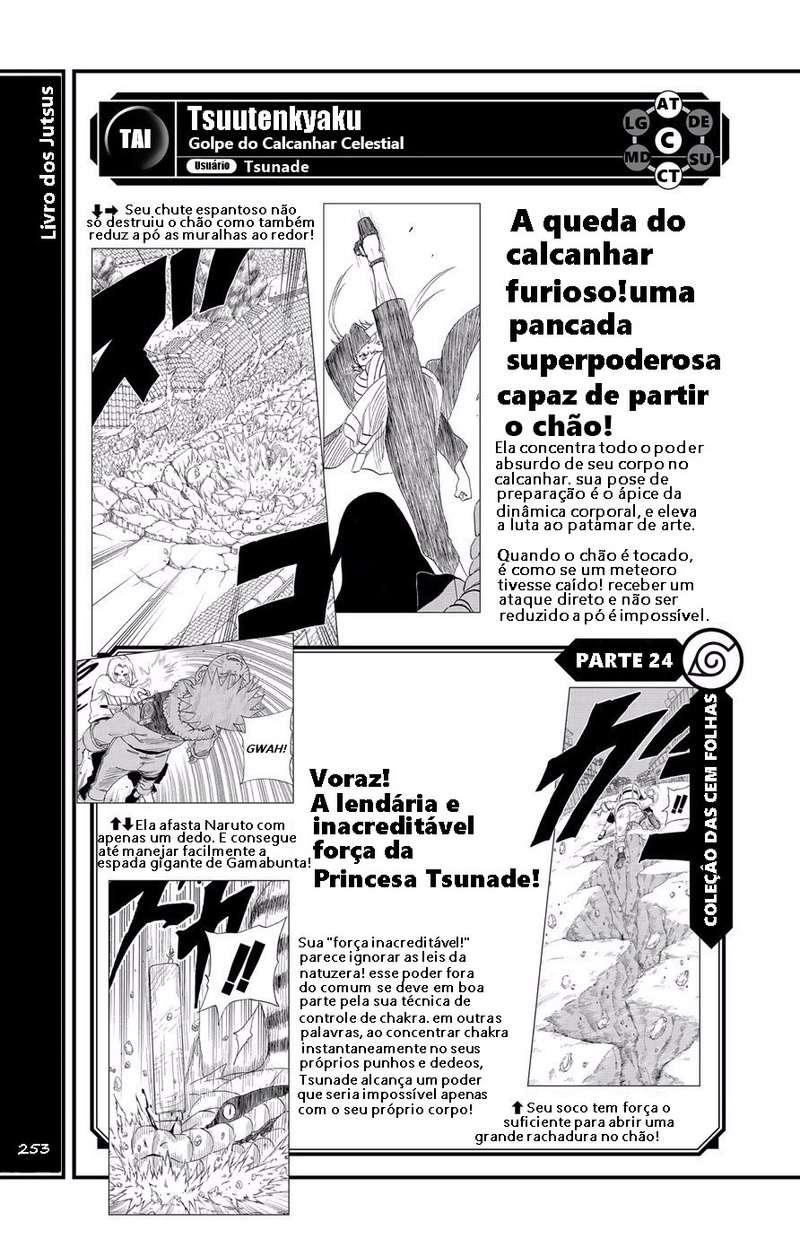 [Fan Book Naruto] - Tsunade 25310