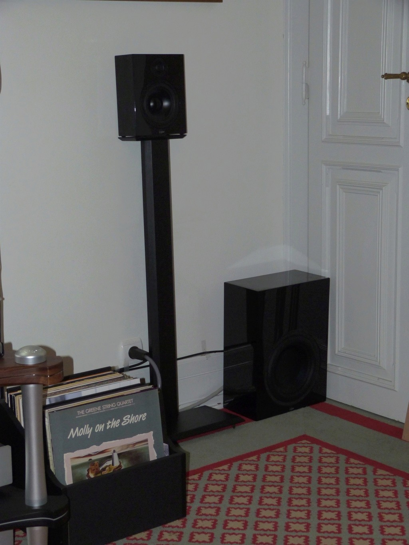 Busco Monitores pequeños, de profundidad maxima 180-200mm de buena calidad, hifi o monitores estudio ? P1070328