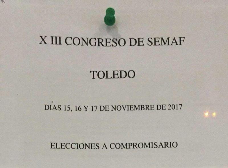 Congreso-Fiesta Semaf en Toledo 22853110