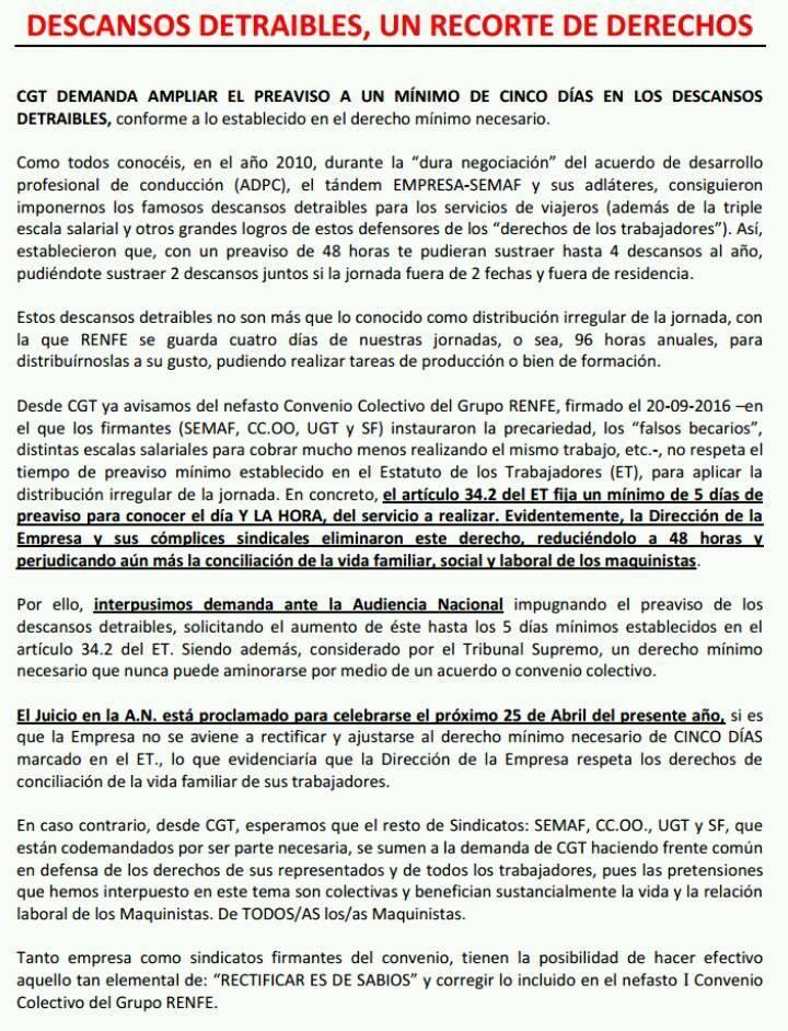 PLAN RRHH RENFE MAQUINISTAS-BECARIOS 645 € - Página 3 28167710