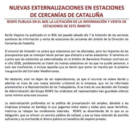 El desmembramiento de Renfe y su privatización, a punto - Página 7 30723510