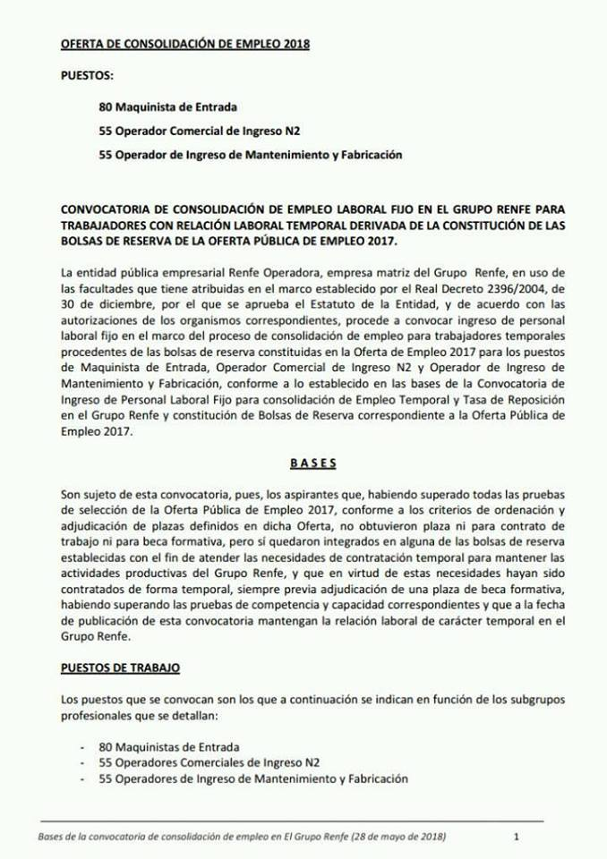 PLAN RRHH RENFE MAQUINISTAS-BECARIOS 645 € - Página 3 33840710