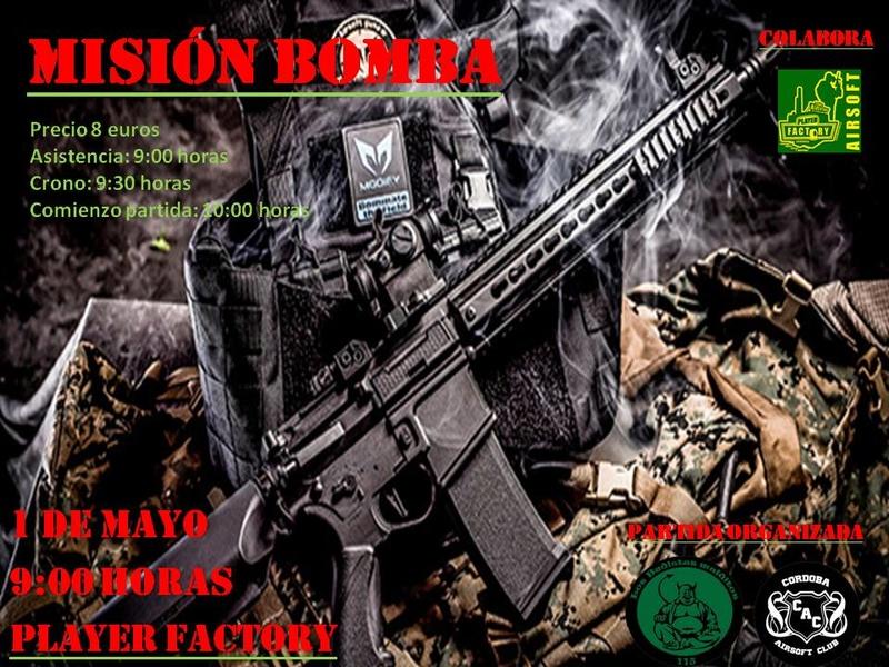 PARTIDA ABIERTA | 1 mayo  | Player Factory (Córdoba) 20882210