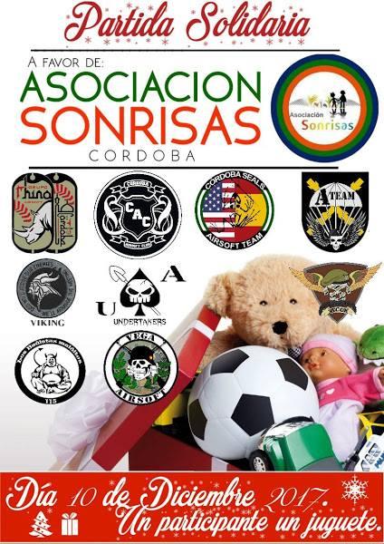 PARTIDA SOLIDARIA |  10  diciembre  | Zona Iccosa (Córdoba) 23622210