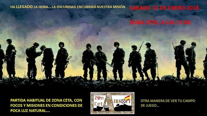 PARTIDA ZONA CETA | sabado 13 enero | Campanillas (málaga) 24059410