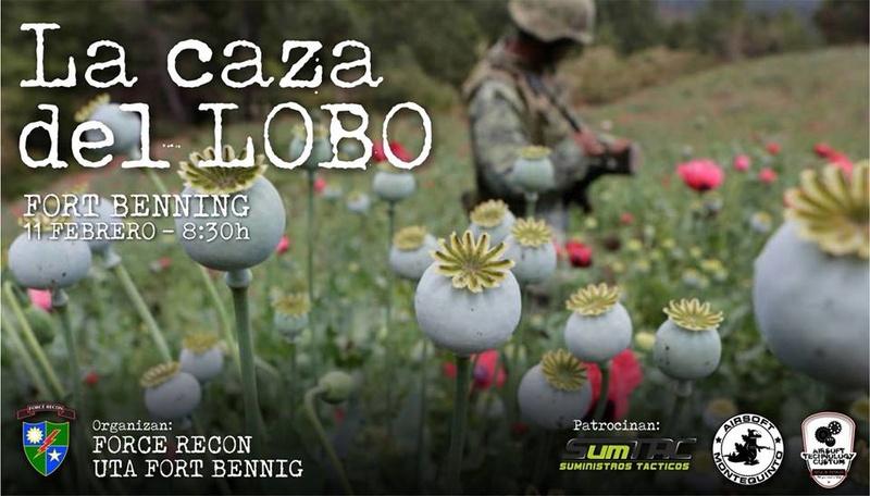 PARTIDA GUIONIZADA | 11 febrero | Fort Benning (El Ronquillo) 27072310
