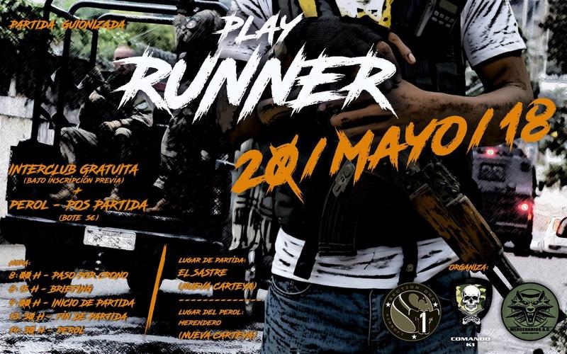 "INTERCLUB ""PLAY RUNNER"" | 20 mayo | El Sastre (Nueva Carteya)  31957410"