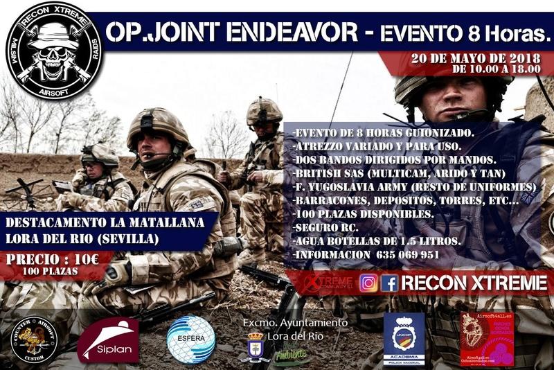 Op. JOINT ENDEAVOR | APLAZADO a 27 mayo | Lora del Rio  84583110