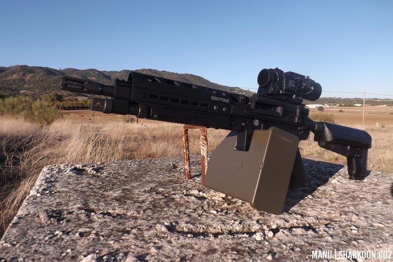 Review fotográfica KRYTAC Trident LMG Dscf1619