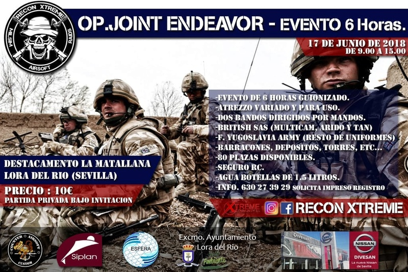 Op. JOINT ENDEVOR 6h | 17 junio | La Matallana (Lora del Rio) Whatsa21