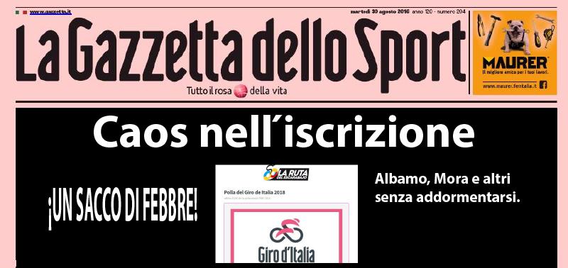 Polla GIRO de ITALIA - Válida 23ª para La Gran Polla LRDE 2018 - Página 2 Screen10