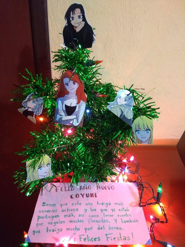 ★ Yuri Trees! ★ [Christmas event ft. Rubí] 2017 Arbol_14