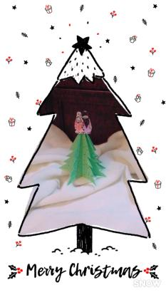 ★ Yuri Trees! ★ [Christmas event ft. Rubí] 2017 Arbol_15