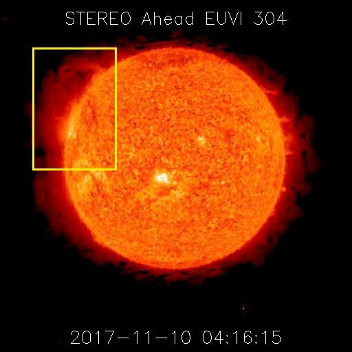 Monitoreo de la Actividad Solar 2017 - Página 9 20171110