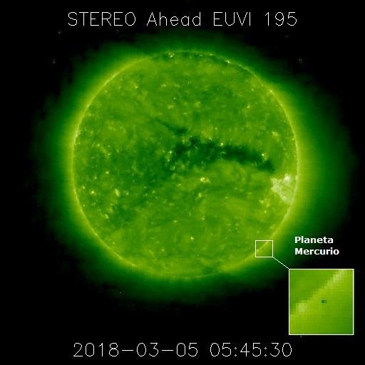 Monitoreo de la Actividad Solar 2018 - Página 2 20180311