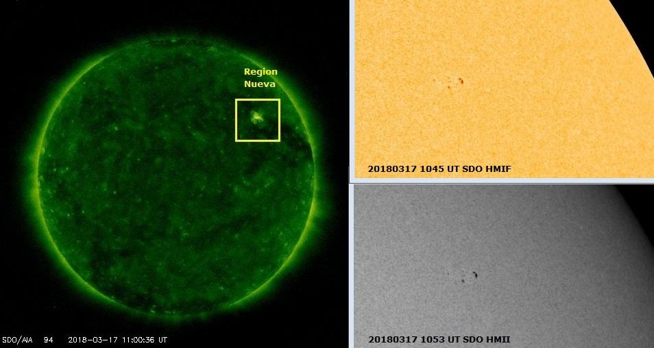 Monitoreo de la Actividad Solar 2018 - Página 2 20180316