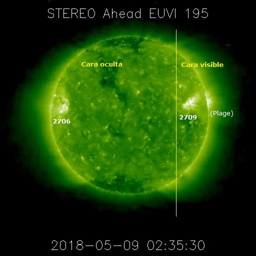 Monitoreo de la Actividad Solar 2018 - Página 4 20180522