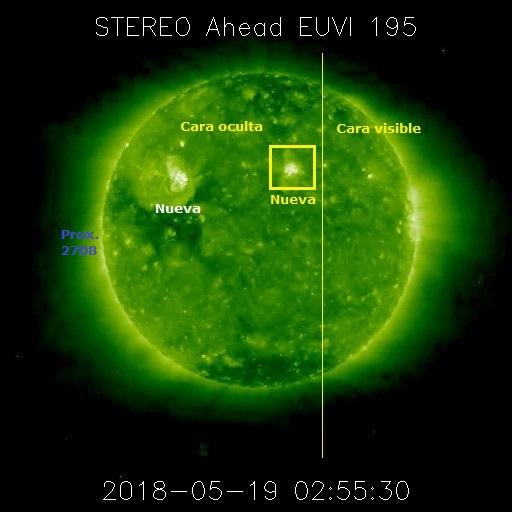 Monitoreo de la Actividad Solar 2018 - Página 4 20180525