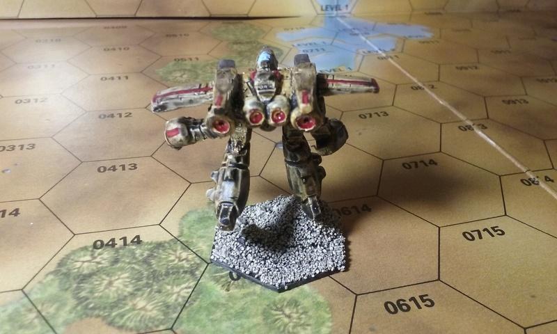 SHP-3B Shadow Phoenix LAM - Galería 0410