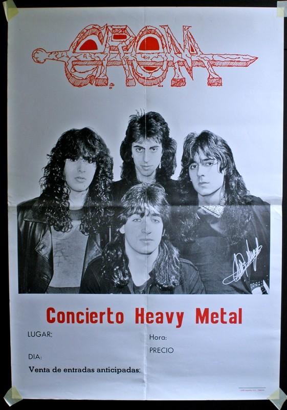 HEAVY ESPAÑOL 80'S. (Solo para fans).  - Página 11 Cromos10