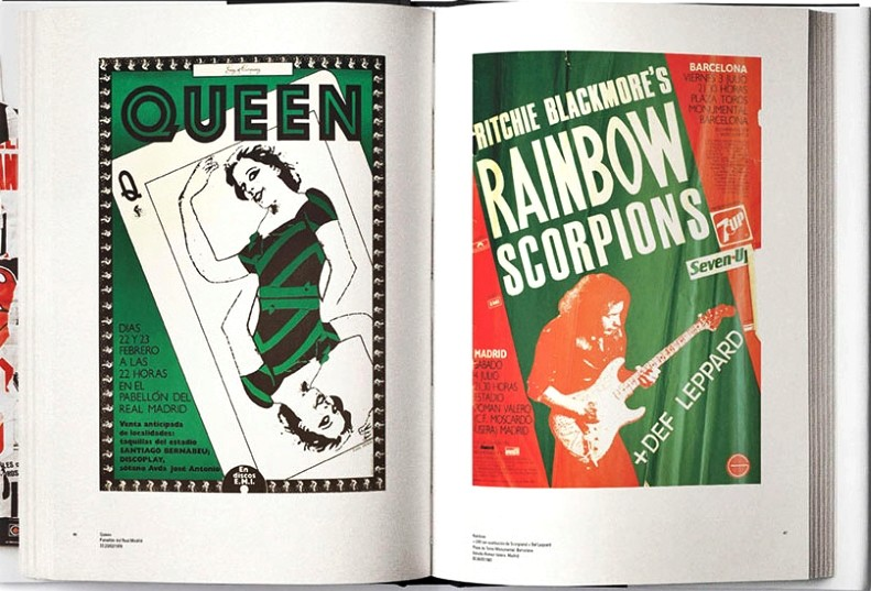Los posters de los conciertos  - Página 5 Queens10