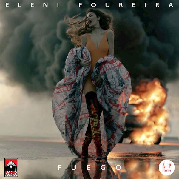 """Eleni Foureira >> EP """"Light It Up"""" Sin_ty10"""
