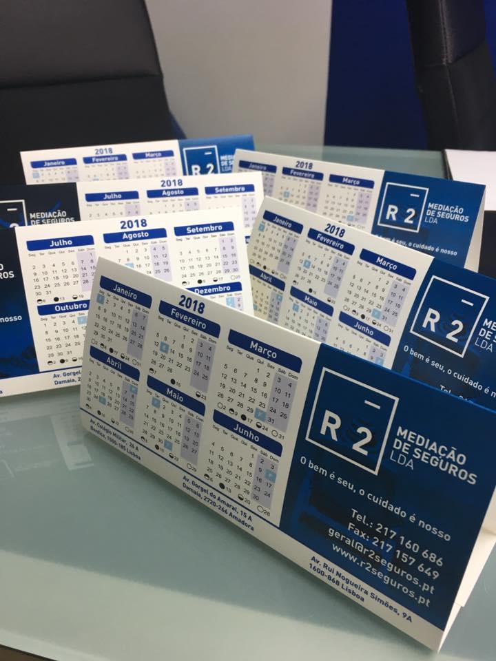 Amostra R2 - Mediação de Seguros-Calendário 2018 grátis 23915510