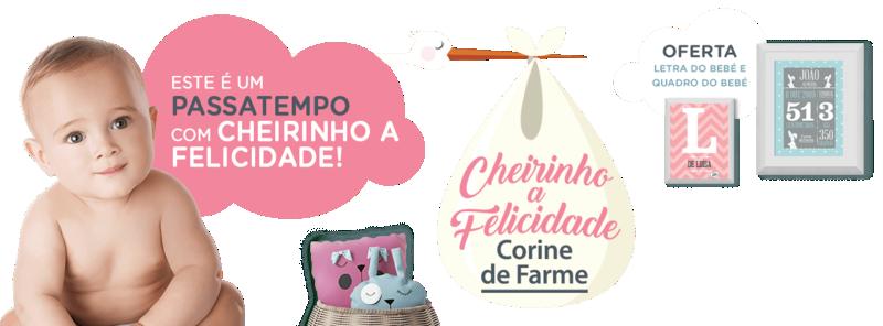 Amostra Corine de Farme(Quadro e Letra do Bebé) Header10