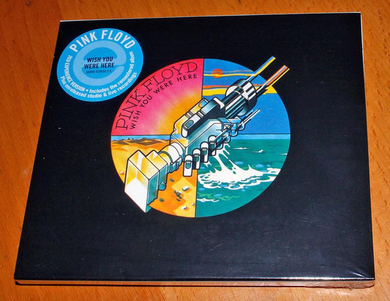¿Cuáles son las mejores ediciones de la discografía de Pink Floyd? S-l16010