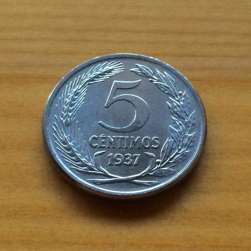 5 Céntimos 1937. II República Fullsi10