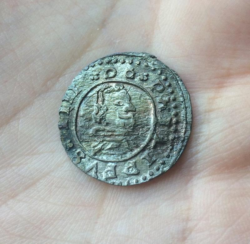 8 Maravedís - 1663 - Trujillo - Felipe IV Fullsi18