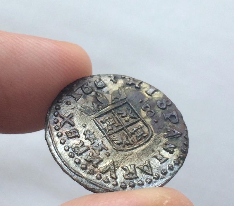 8 Maravedís - 1663 - Trujillo - Felipe IV Fullsi19