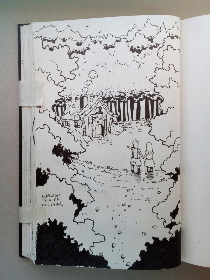 InkTober 2017 - Página 2 2210