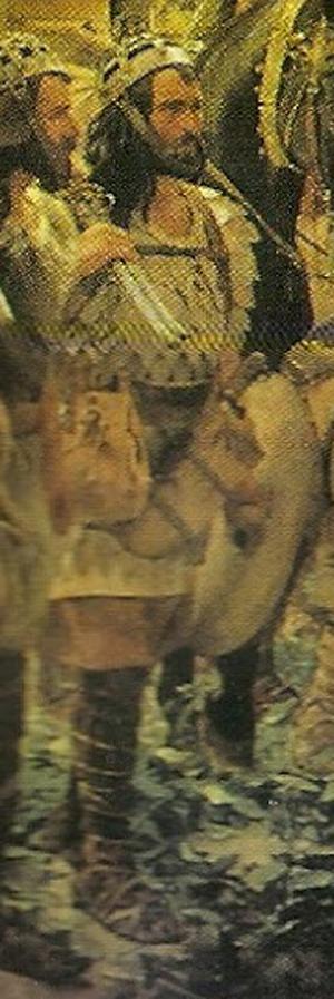 CRÍTICA (constructiva) a la vestimenta del Cuadro de Carbonero Escama10