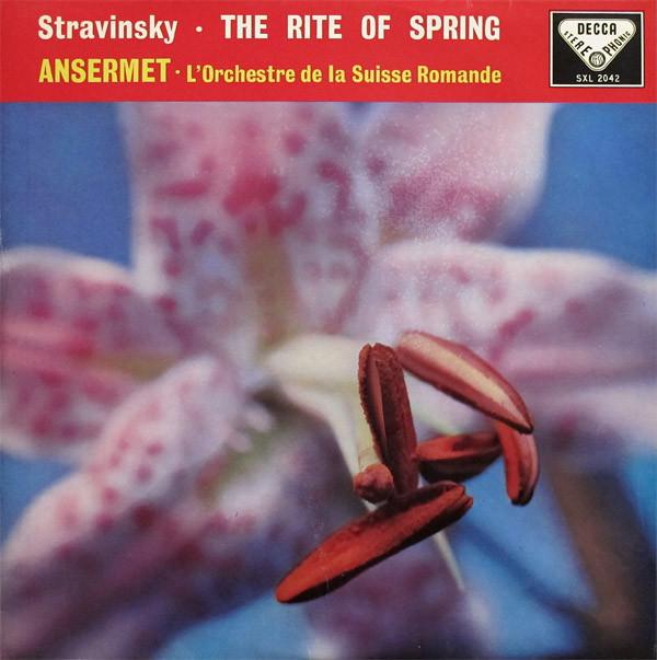 Pájaro de fuego de Stravinsky / consagración de la primavera 396aff10