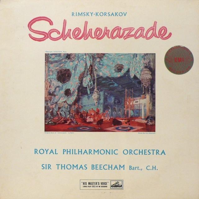 Que versión de Scheherazade de Rimsky korsakov os gustan más? 449f9810