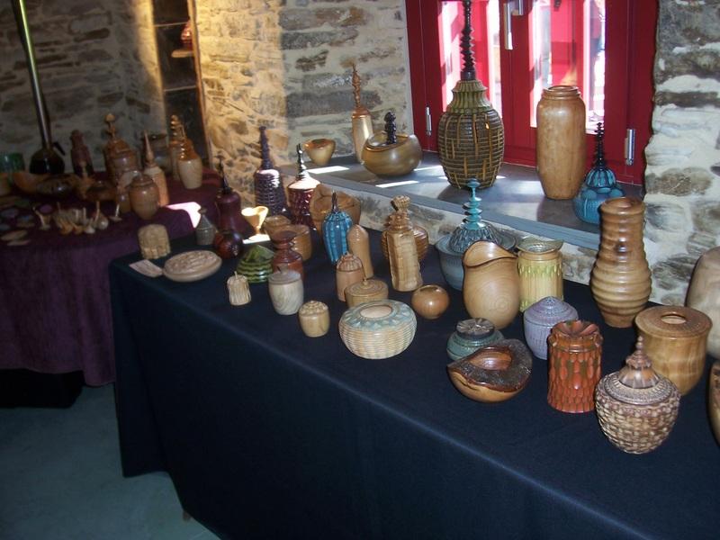 "IV Feria de Artesanía Monográfica: ""Madera"" .Taramundi 100_0510"