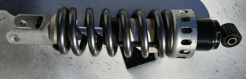 Amortiguador Suzuki Gsf 650 Img_2096
