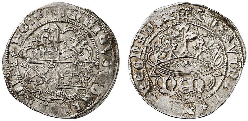 Real Enrique IV (1471-1474) Ceca de Segovia 24831310