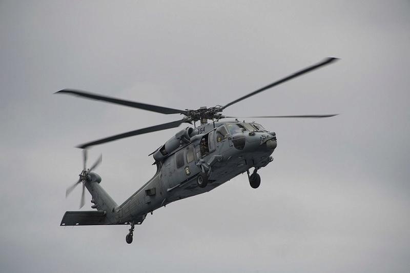 La Armada de México adquiere 8 Seahawk MH-60R Hawk10