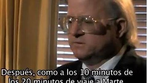 HOMBRE QUE FUE TELETRANSPORTADO A MARTE Cr11