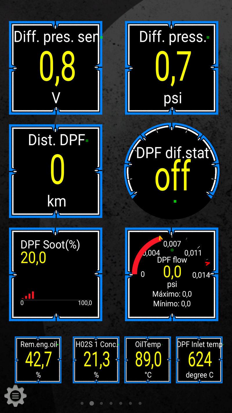 Problema oficial con filtro antiparticulas y catalizador Opel astra k Screen14