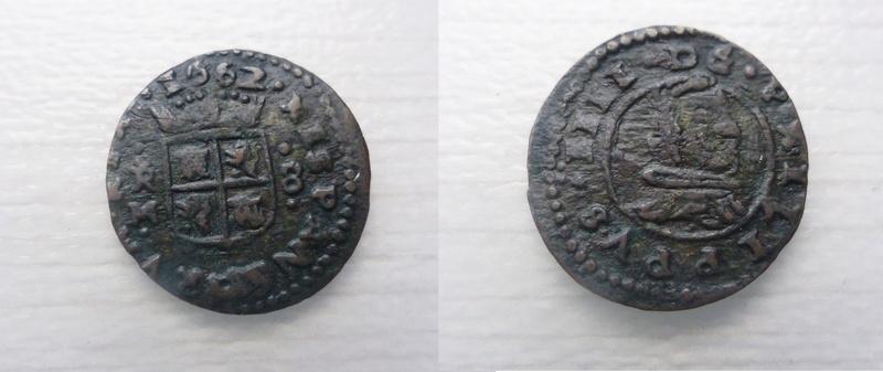 8 maravedis 1662 - Trujillo P1060011